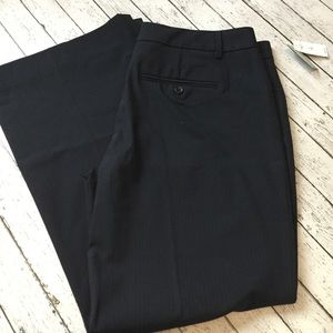 Dark Navy Blue NWT Gap Perfect trouser 10 ankle.